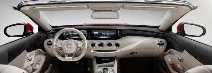 Ultra luxusní Maybach už i jako majestátní kabriolet s 630koňovým dvanáctiválcem a cenovkou 8 milionů Kč!