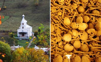 1 025 vojakov pochovaných na jednom mieste či diera po granáte vstreche kostola. Aj to nájdeš medzi kultúrnymi pamiatkami Prešovského kraja