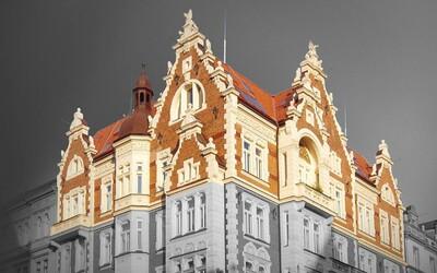 1 400 metrov štvorcových a 3 podlažia na vrchu historickej budovy. Praha odkrýva ďalší realitný poklad