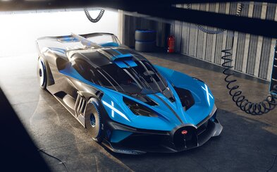 1 850 koní, 1 240 kg a akcelerácia z 0 na 500 km/h za 20 sekúnd. Zoznám sa s najextrémnejším Bugatti histórie
