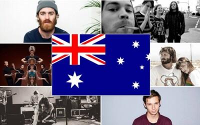 10 austrálskych hudobníkov, ktorých by si mal určite spoznať