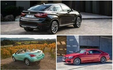 10 automobilov, ktoré by sme kedysi vôbec nečakali, alebo keď kontroverznosť hýbe svetom