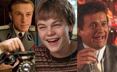 10 brilantních herců, kteří ve vedlejších rolích zastínili hlavní hvězdy a ukradli si celý film pro sebe