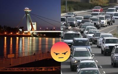 10 dôvodov, prečo Bratislava zaostáva za západnými mestami. Doprava je príšerná, zábavy málo a minútu od centra máme obchvat