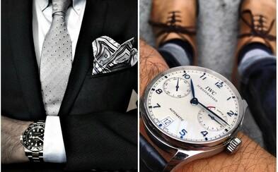 10 elegantných a zároveň dostupných hodiniek pre každého muža