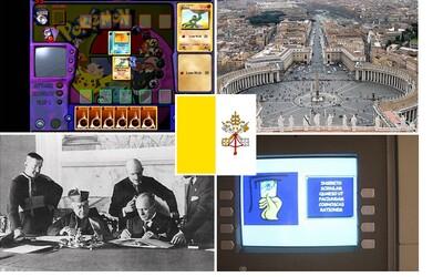 10 fascinujících věcí, které jsi (možná) nevěděl o Vatikánu