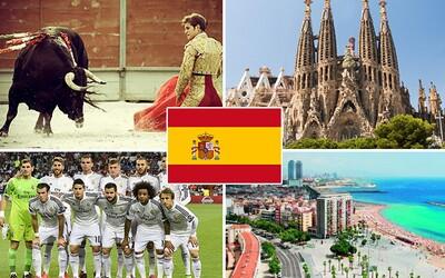 10 fascinujúcich vecí, ktoré si (možno) nevedel o Španielsku