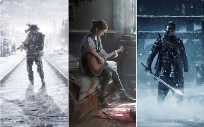 10 her, na které se během největší herní výstavy E3 2018 těšíme nejvíce. Sony ukáže The Last of Us 2 či Death Stranding