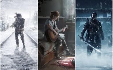 10 hier, na ktoré sa počas najväčšej videohernej výstavy E3 2018 tešíme najviac. Sony ukáže v pohybe The Last of Us 2 či Death Stranding