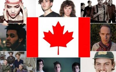 10 kanadských hudobníkov, ktorých by si mal určite spoznať