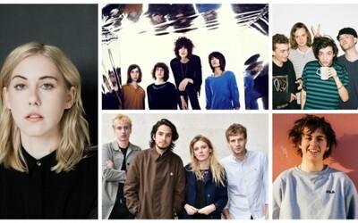 10 nádejných gitaroviek, ktoré majú našliapnuté nasledovať Arctic Monkeys