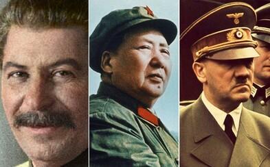 10 najbrutálnejších diktátorov: Fanatickí vodcovia, ktorí sa svojimi šialenými činmi previnili proti samotnej ľudskosti