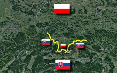 10 najčudnejších európskych hraníc. Nájdeme ich na Slovensku, v Chorvátsku alebo ďalekom Azerbajdžane