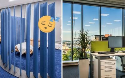10 najkrajších kancelárií na Slovensku: Nechýbajú postele, bary, terasy či úžasné výhľady