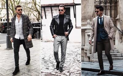 10 najlepších elegantných outfitov, ktorými sa svetoví blogeri predviedli v tomto roku