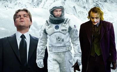 10 najlepších filmov Christophera Nolana