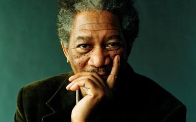 10 najlepších filmov Morgana Freemana