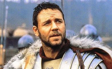 10 najlepších filmov Russella Crowea