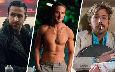 10 najlepších filmov Ryana Goslinga