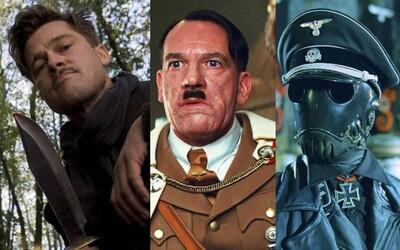 10 najlepších filmov, v ktorých nacisti dostali krásnym spôsobom cez držku