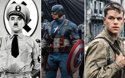 10 najlepších filmov, v ktorých nacisti dostali poriadnu nakladačku