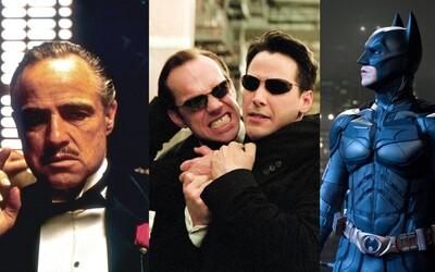 10 najlepších filmových trilógií všetkých čias, pri ktorých si zamilujete kinematografiu