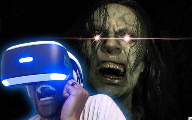 10 najlepších hier vo virtuálnej realite. Zaži infarktové horory, adrenalínové prestrelky a inovatívne skákačky