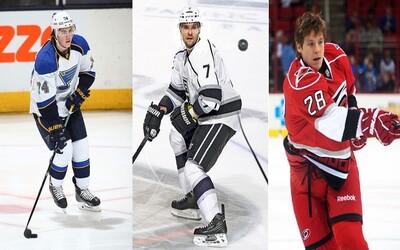 10 najlepších hokejových prestupov tohto leta. Kto získal a kto naopak stratil?