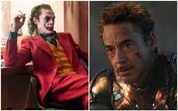 10 najlepších komiksových filmov roka 2019. Kraľuje Avengers: Endgame alebo Joker?