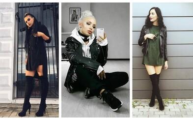10 najlepších pouličných outfitov za uplynulý mesiac odhaľuje skutočný stav módy na Slovensku a v Česku