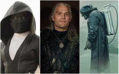 10 najlepších seriálov roka 2019: Od magického Zaklínača, cez mindfuckové Dark až po prekvapenia roka