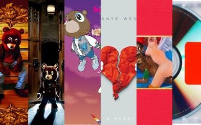 10 najlepších skladieb Kanyeho Westa