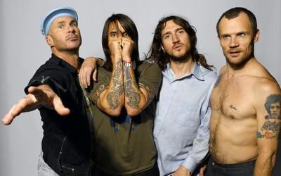 10 najlepších skladieb Red Hot Chili Peppers