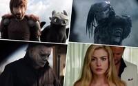 10 najlepších trailerov za posledných 10 dní. Hollywood nás nalákal na epické príbehy, pri ktorých sa budeme smiať, ale aj plakať
