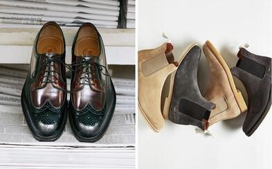 10 najlepších značiek elegantnej obuvi. Od renomovaných dizajnérov až po dvestoročné obuvnícke esá z Anglicka