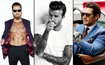 10 najlepšie oblečených chlapov z celého sveta ti ukáže, ako by mal vyzerať muž 21. storočia