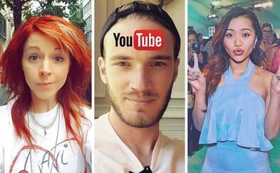 10 najlepšie zarábajúcich tvorcov na Youtube. Internet sa už dávno zmenil na zlatú baňu