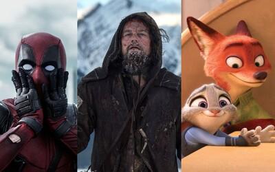 10 najnavštevovanejších filmov v slovenských kinách od začiatku roka 2016