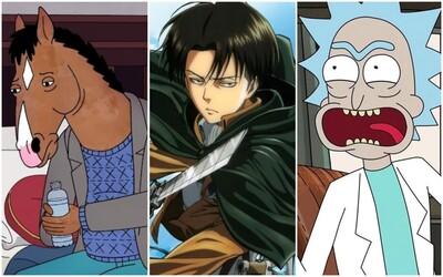10 najočakávanejších animovaných seriálov roka 2020