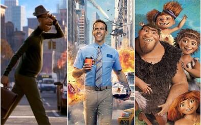 10 najočakávanejších komédií a animovaných filmov roka 2020