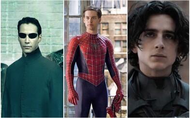 10 nejočekávanějších komiksových a sci-fi filmů roku 2021