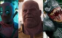 10 najočakávanejších komiksových filmov roka 2018. Zaboduje Marvel, DC alebo X-Men?