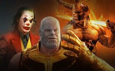 10 najočakávanejších komiksových filmov v roku 2019