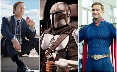 10 nejočekávanějších pokračování oblíbených seriálů roku 2020
