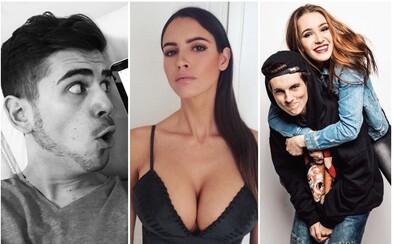 10 najsledovanejších slovenských profilov na Instagrame. Ako využívajú vplyvní Slováci svoje sociálne siete?