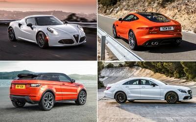 10 najštýlovejších automobilov súčasnosti, ktoré sú ozdobou ciest