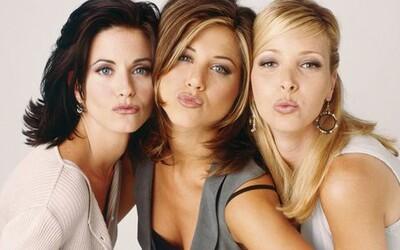 10 najvtipnejších scén z Priateľov, o ktoré sa postarali Rachel, Monica a Phoebe