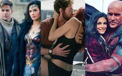 10 najvýraznejších komiksových párov, ktoré ukázali, že aj superhrdinovia potrebujú lásku