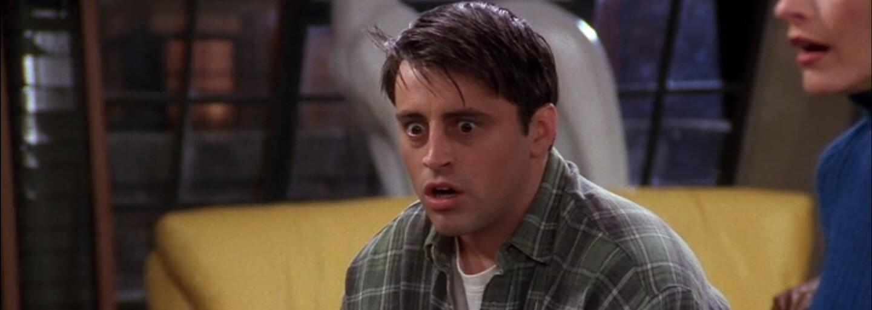 10 najzábavnejších scén s Joeym, bez ktorého si Priateľov nevieme ani predstaviť