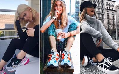 10 najzaujímavejších dámskych tenisiek, ktoré si aktuálne môžeš kúpiť